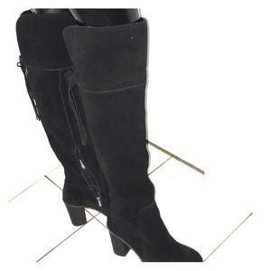 Franco sarto sude boots
